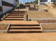 SAULO PARC - Escales