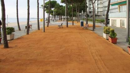 SAULO PARC - Passeig marítim Platja d'Aro