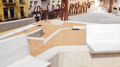 SAULO PARC - plaça del Puig - Sant Feliu de Guíxols