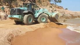 SAULO PARC - regeneració de platges 1