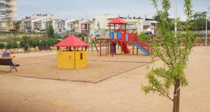 SAULO PARC - zones infantils