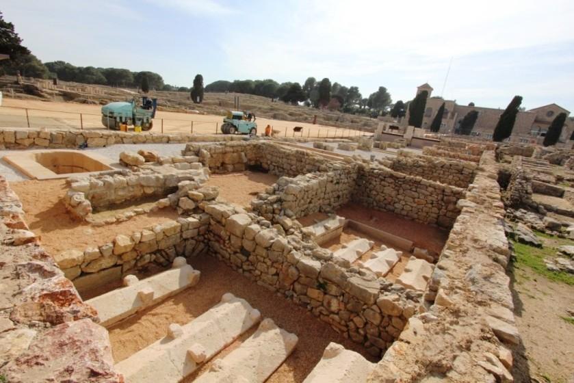 Àrid Sauló Parc a les ruines arqueologiques de Empúries 3