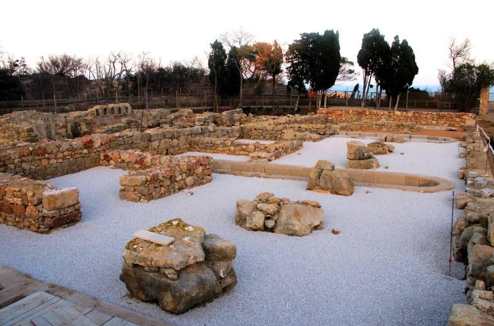 Gravetetes Massachs Ruines Empúries