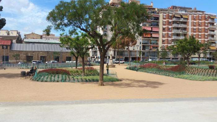 Sauló Parc - Barcelona Jardins de Can Mantega 00