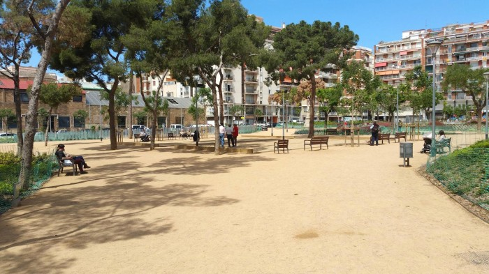Sauló Parc - Barcelona Jardins de Can Mantega 01