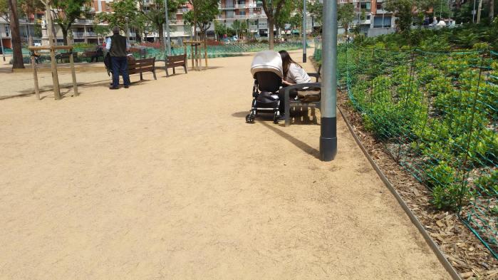 Sauló Parc - Barcelona Jardins de Can Mantega 02