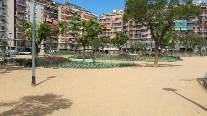Sauló Parc - Barcelona Jardins de Can Mantega 03