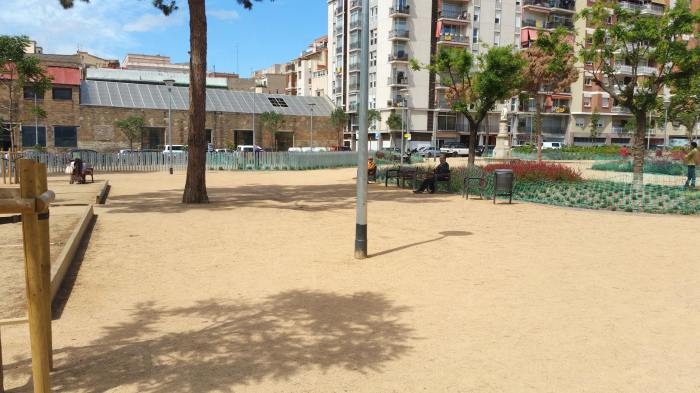 Sauló Parc - Barcelona Jardins de Can Mantega 04