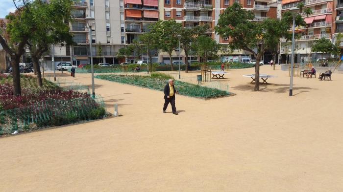 Sauló Parc - Barcelona Jardins de Can Mantega 05