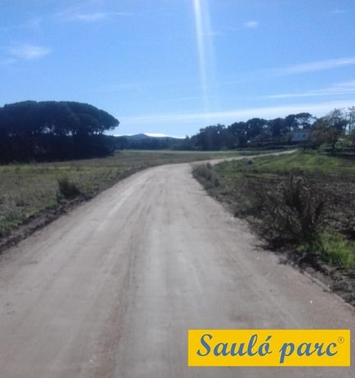 SAULO PARC per la conservació i manteniment de camins veïnals de Caldes deMalavella